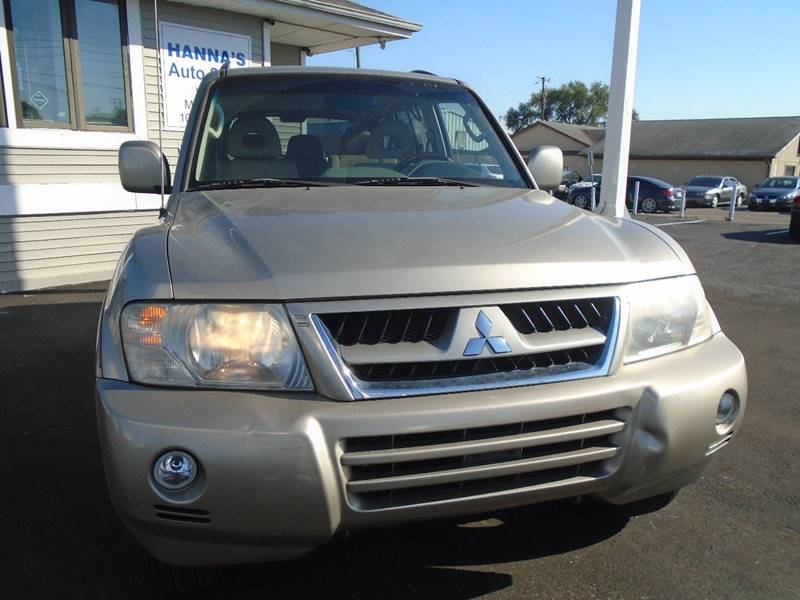 2005 Mitsubishi Montero Limited 4wd 4dr Suv In Indianapolis In
