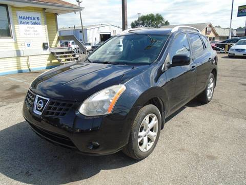 2008 Nissan Rogue for sale in Indianapolis, IN