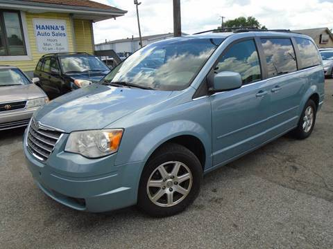 2008 Chrysler Town and Country for sale in Indianapolis, IN