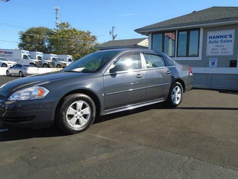2009 Chevrolet Impala for sale in Indianapolis, IN