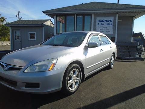 2006 Honda Accord for sale in Indianapolis, IN