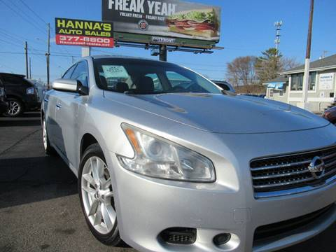 2010 Nissan Maxima for sale in Indianapolis, IN