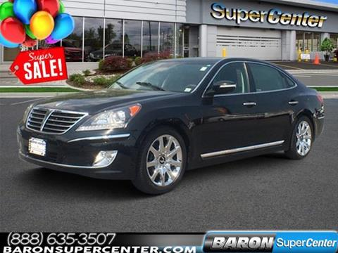 2011 Hyundai Equus for sale in Patchogue, NY