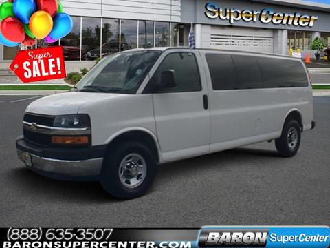2016 Chevrolet Express Passenger for sale in Patchogue, NY