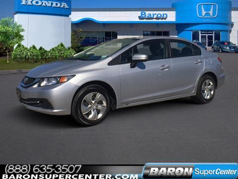 2014 Honda Civic for sale in Patchogue, NY