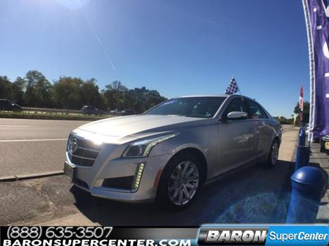 2014 Cadillac CTS for sale in Patchogue, NY