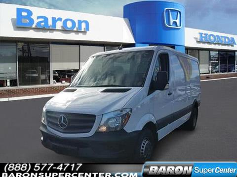 1f050dee94 2017 Mercedes-Benz Sprinter Cargo for sale in Patchogue