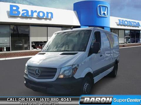 2017 Mercedes-Benz Sprinter Cargo for sale in Patchogue, NY