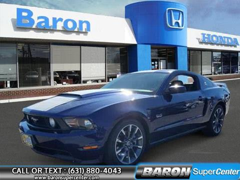 2012 Ford Mustang for sale in Patchogue, NY