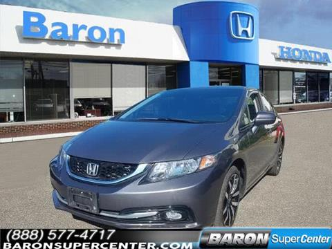 2015 Honda Civic for sale in Patchogue, NY