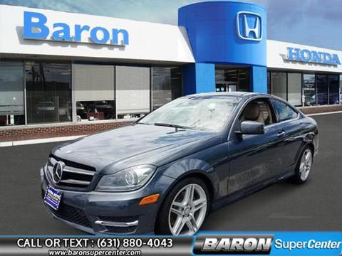 2014 Mercedes-Benz C-Class for sale in Patchogue, NY