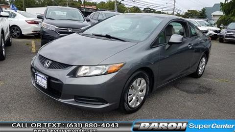 2012 Honda Civic for sale in Patchogue, NY
