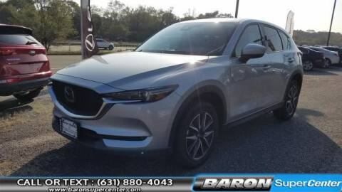 2017 Mazda CX-5 for sale at Baron Super Center in Patchogue NY