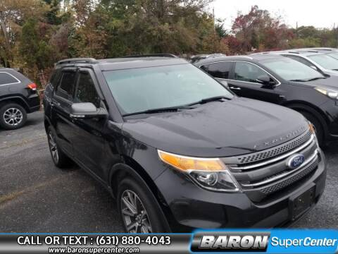 2015 Ford Explorer for sale at Baron Super Center in Patchogue NY