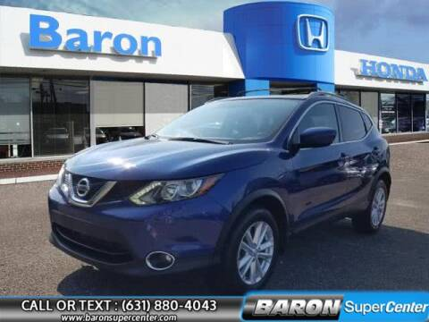 2017 Nissan Rogue Sport for sale at Baron Super Center in Patchogue NY