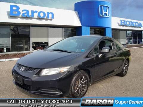 2013 Honda Civic for sale at Baron Super Center in Patchogue NY