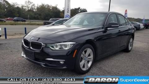 2016 BMW 3 Series for sale at Baron Super Center in Patchogue NY