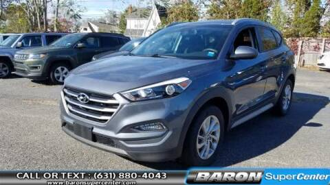 2017 Hyundai Tucson for sale at Baron Super Center in Patchogue NY
