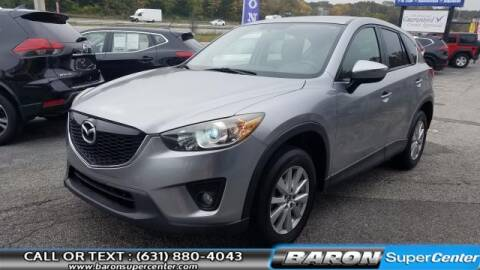 2015 Mazda CX-5 for sale at Baron Super Center in Patchogue NY