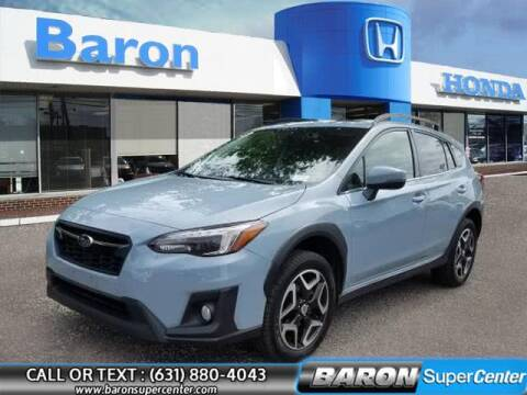 2018 Subaru Crosstrek for sale at Baron Super Center in Patchogue NY