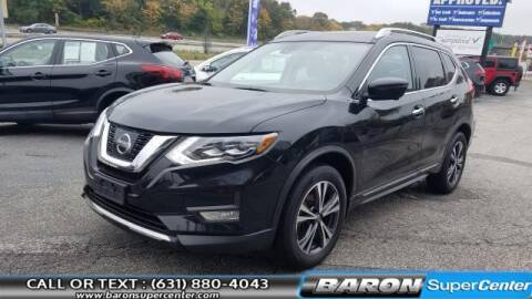 2017 Nissan Rogue for sale at Baron Super Center in Patchogue NY
