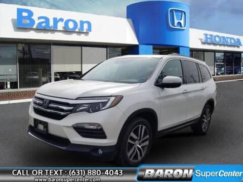 2017 Honda Pilot for sale at Baron Super Center in Patchogue NY