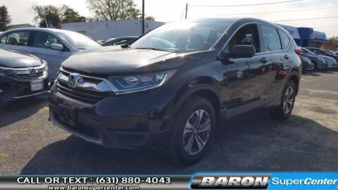 2018 Honda CR-V for sale at Baron Super Center in Patchogue NY