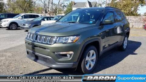 2018 Jeep Compass for sale at Baron Super Center in Patchogue NY