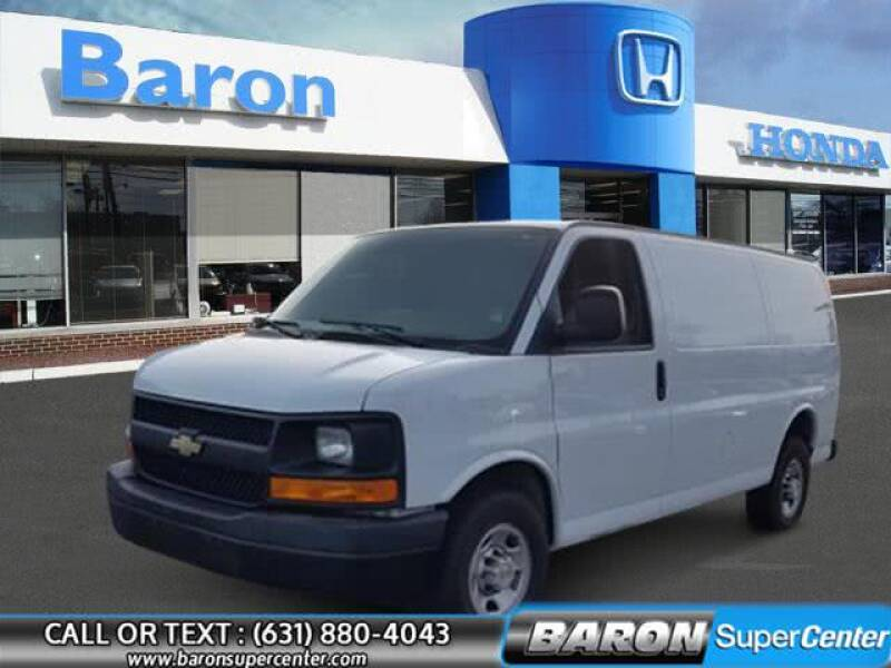 2017 Chevrolet Express Cargo for sale at Baron Super Center in Patchogue NY