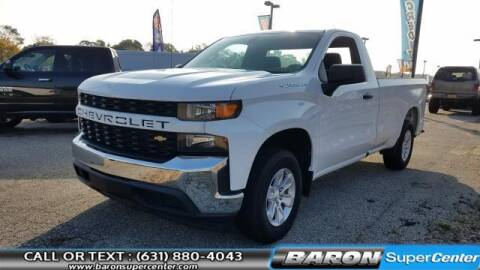 2019 Chevrolet Silverado 1500 for sale at Baron Super Center in Patchogue NY