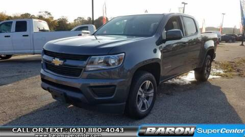 2017 Chevrolet Colorado for sale at Baron Super Center in Patchogue NY