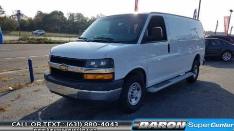 2019 Chevrolet Express Cargo for sale at Baron Super Center in Patchogue NY