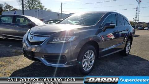 2018 Acura RDX for sale at Baron Super Center in Patchogue NY