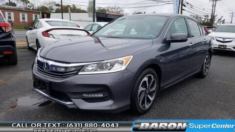 2017 Honda Accord for sale at Baron Super Center in Patchogue NY