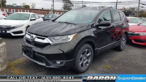 2017 Honda CR-V for sale at Baron Super Center in Patchogue NY