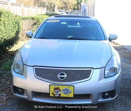 2008 Nissan Maxima for sale in Falls Church, VA