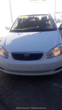 2006 Toyota Corolla for sale in Falls Church VA