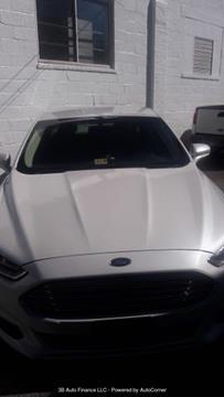2014 Ford Fusion for sale in Falls Church VA