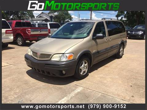 2005 Pontiac Montana for sale in Richwood, TX
