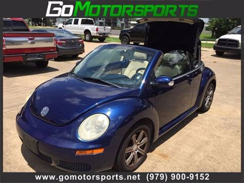 2006 Volkswagen New Beetle for sale in Richwood, TX