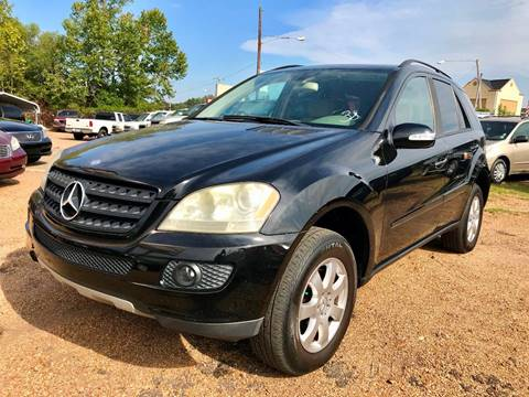 2006 Mercedes-Benz M-Class for sale in Jackson, MS