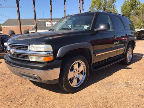2005 Chevrolet Tahoe for sale in Jackson, MS