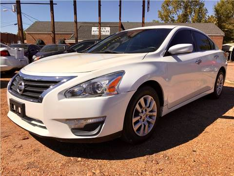 2013 Nissan Altima for sale in Jackson, MS