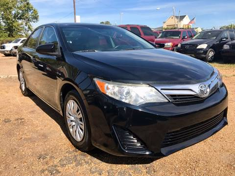 2012 Toyota Camry for sale in Jackson, MS