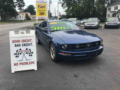 2006 Ford Mustang for sale in Ayer, MA