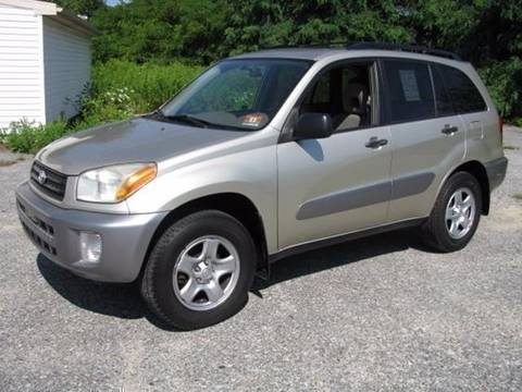 2003 Toyota RAV4 for sale in Sewell, NJ