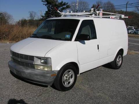 2005 Chevrolet Astro Cargo for sale in Sewell, NJ