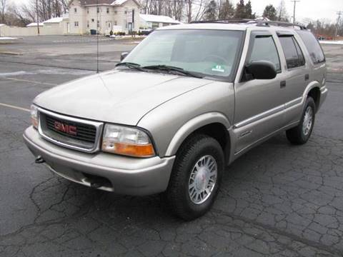 2000 GMC Jimmy for sale in Sewell, NJ