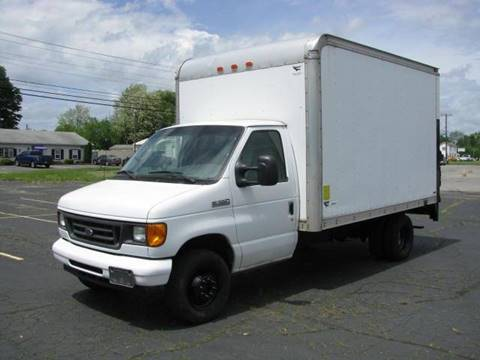 Truck Box For Sale >> 2007 Ford E Series Chassis For Sale In Sewell Nj