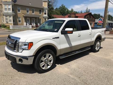 2010 Ford F-150 for sale in Laconia, NH